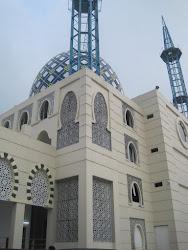 Mesjid Tazkia Sentul Bogor