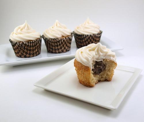 Chocolate Cream-Filled Cupcakes (GF/CF) Recipes — Dishmaps