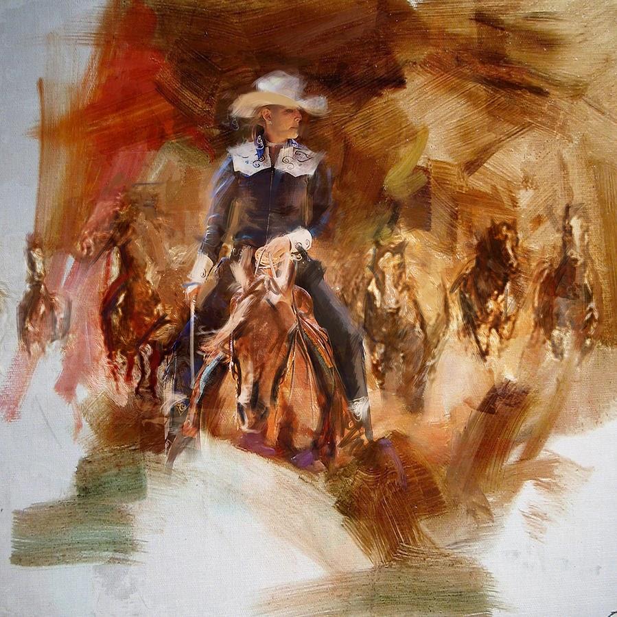 Maryam Mughal Rodeo