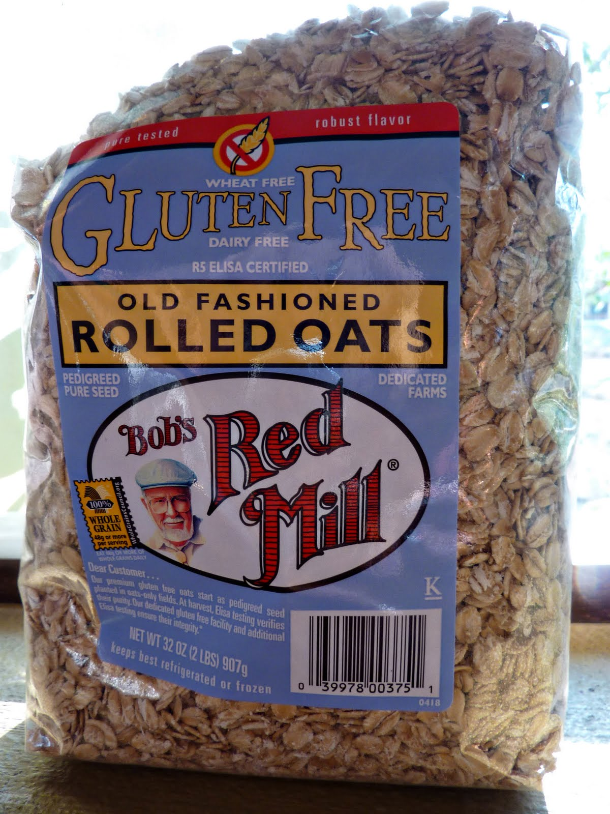 how to cook unstabilised rolled oats