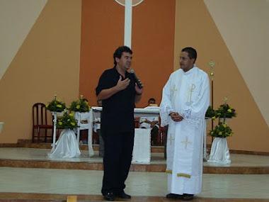 Missa diocesana .N.S Brasil