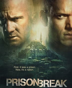 Prison Break Capitulo 8 Temporada 5 completo