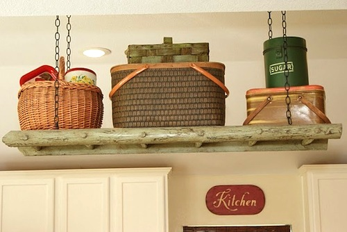 Ashbee Design: Ladders in the Kitchen