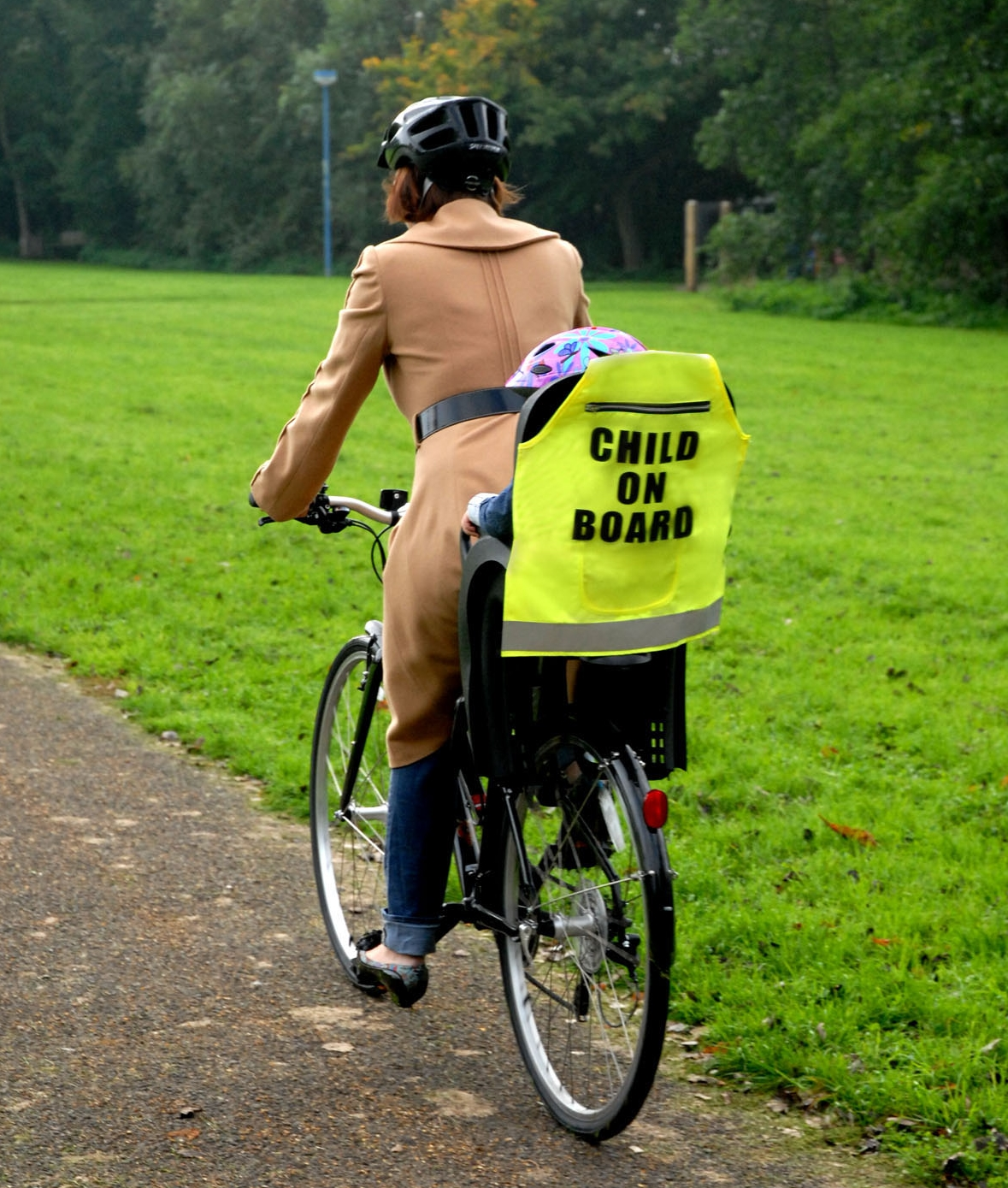 From rat racer to positive parent: Pedal power for all ...