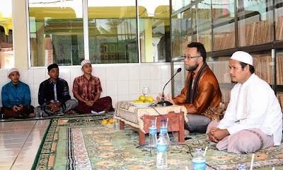 Pertemuan dengan dewan guru MUDI Mesra.