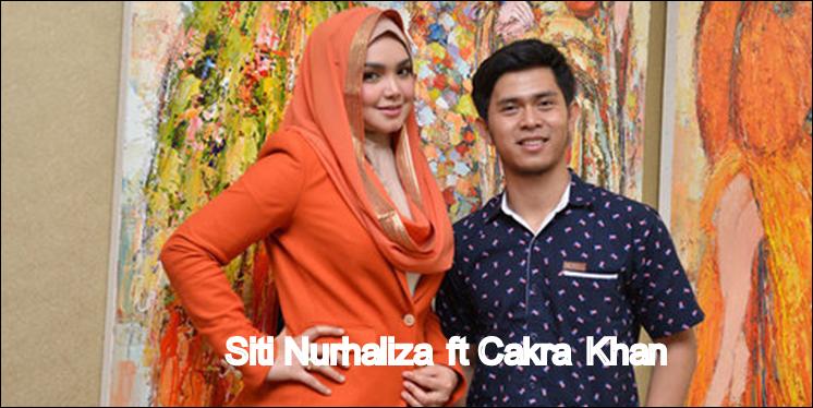 Lirik Lagu : Seluruh CInta - Siti Nurhaliza ft Cakra Khan Ost Suamiku Encik Perfect 10