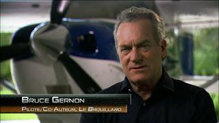 Bruce Gernon, Survivor of Bermuda Triangle, The Fog Bruce Gernon