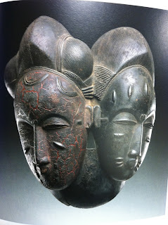African Twin Mask
