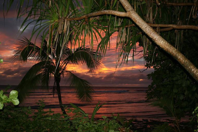 Ajeltake at Sunset