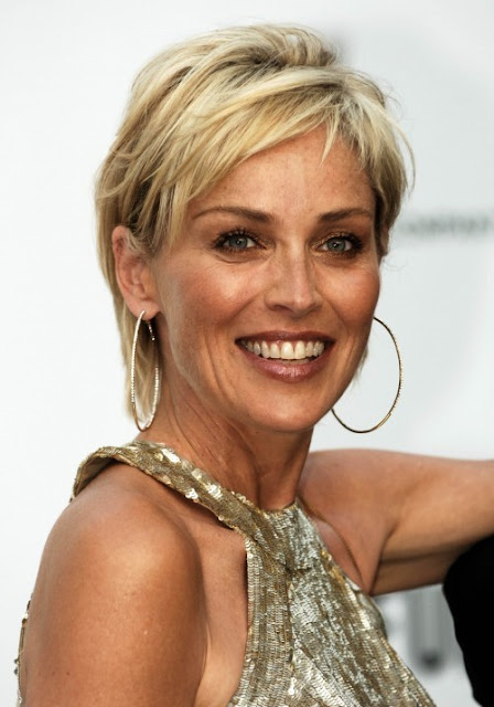 NEW SHORT HAIRSTYLES: Short hairstyles for women over 50