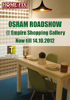Home-Fix OSRAM Roadshow Sale Offer