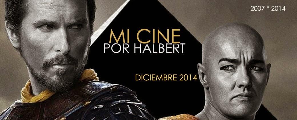 MI CINE - por halbert