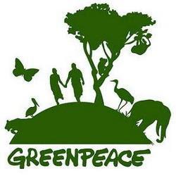 LSM asing Greenpeace