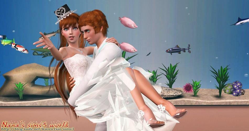 Nana's Sims 3 World
