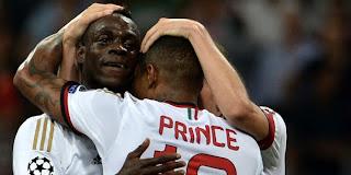 Video Cuplikan Gol AC Milan VS PSV 3-0