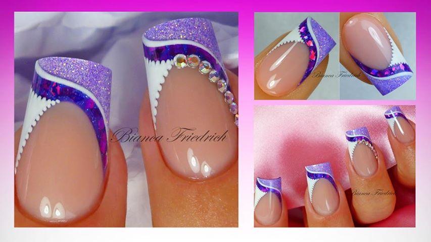 Дизайн гелевых ногтей пошаговое фото