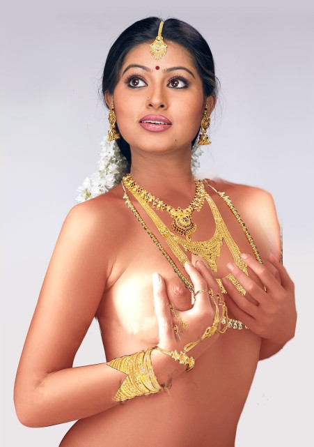 Sneha Actress Fake Nude