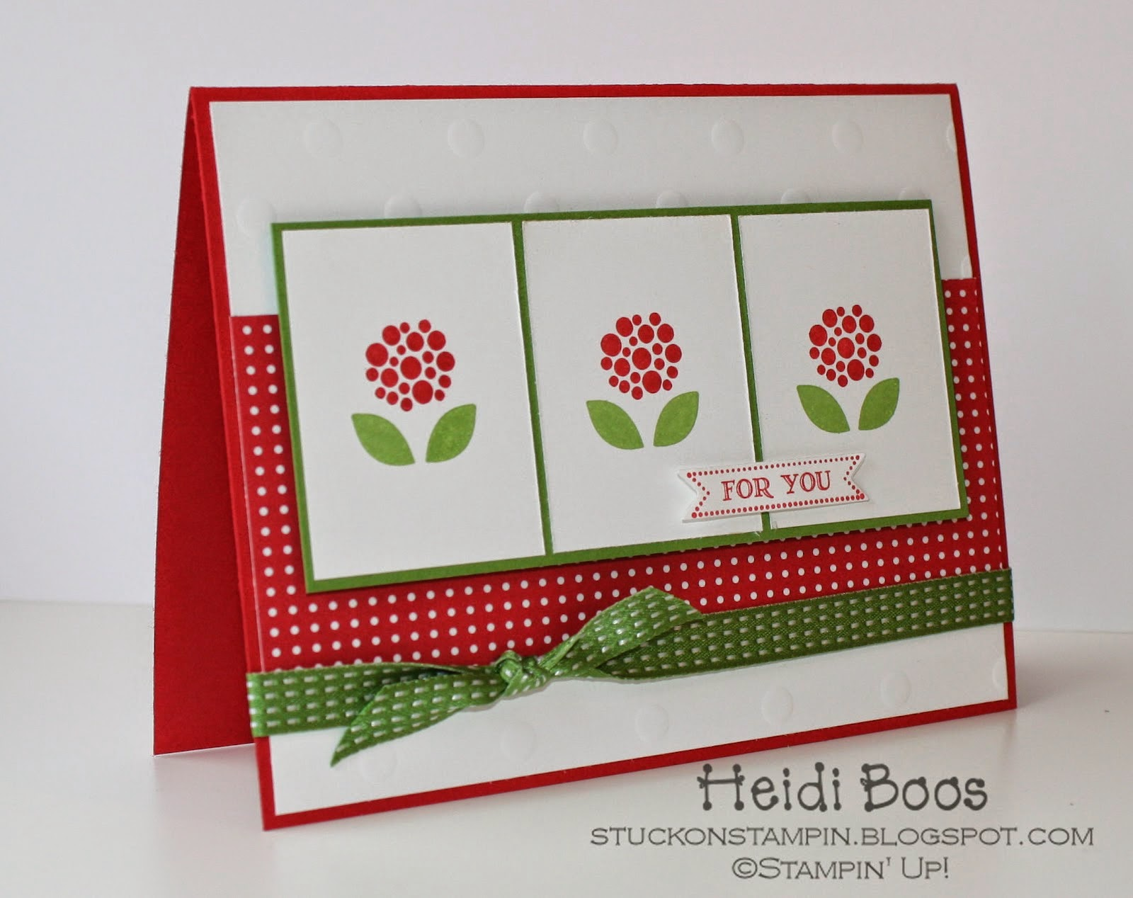 http://stuckonstampin.blogspot.com/2012/05/polka-dot-power-pp96.html