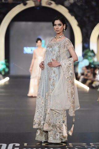 Nickie Nina PFDC L'Oreal Paris Formal Bridal 2013-2014 Collection By Fashion She9