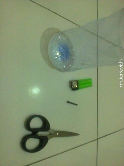 Siapkan alat dan bahan
