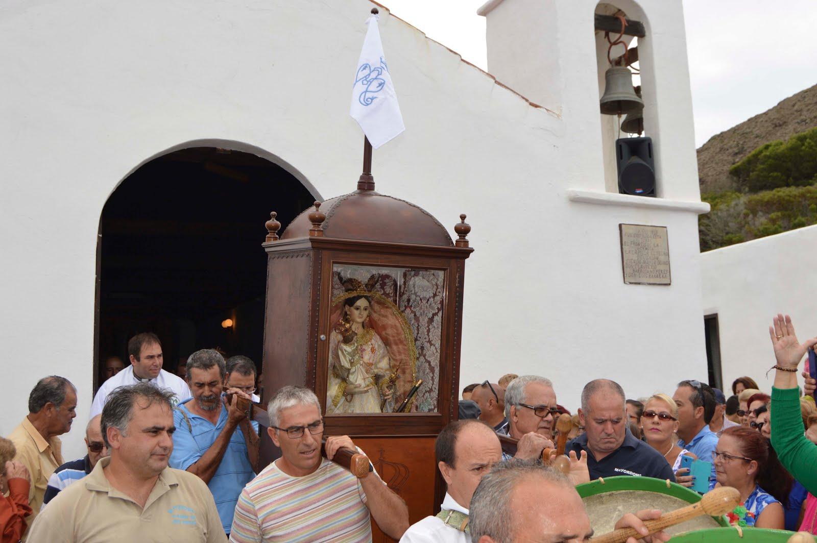 Web de la Bajada de Los Reyes. Pincha en la foto
