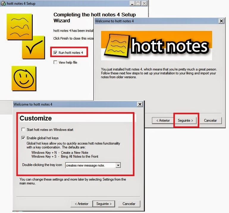 Hott Stacky - Definir as teclas de aceleração