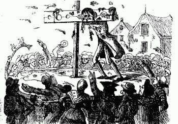 Puritan crimes and punishments