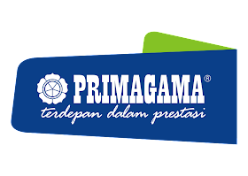 Primagama Logo Vector download free