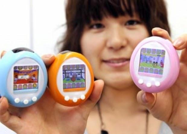 game generasi 90an Tamagotchi