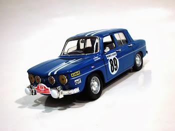 Renault 8 Gordini 1300 [Rallye Monte-Carlo 1969] '69 - Solido