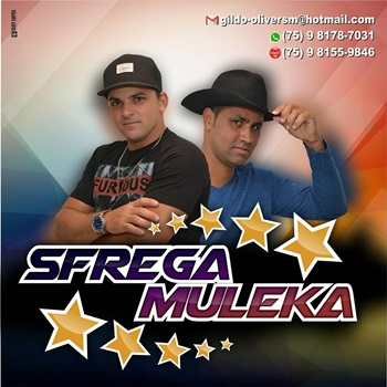 Baixe o novo CD Sfrega Muleka vol. 6