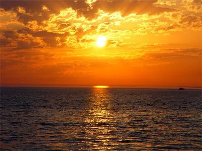 море и небо
