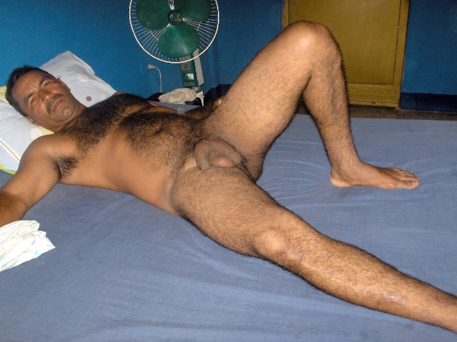 very hairy dad - hot hairy dad