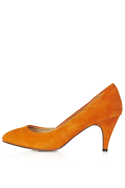 orange heel court