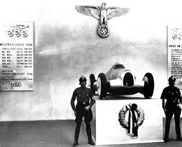 1934 German Race Team