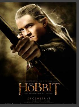 El Hobbit 2, La Desolación de Smaug (2013) 720p HD Dual ()