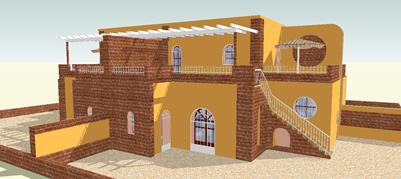 En projet MDS - Petit collectif confort - 4X2ch/salon+terrasses