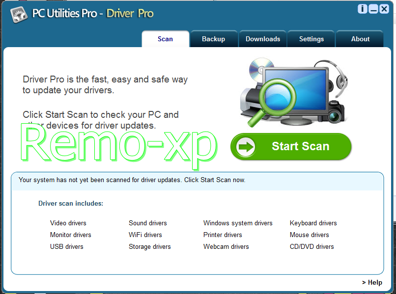 PC Utilities Pro driver pro v3.1.0 Full Crack