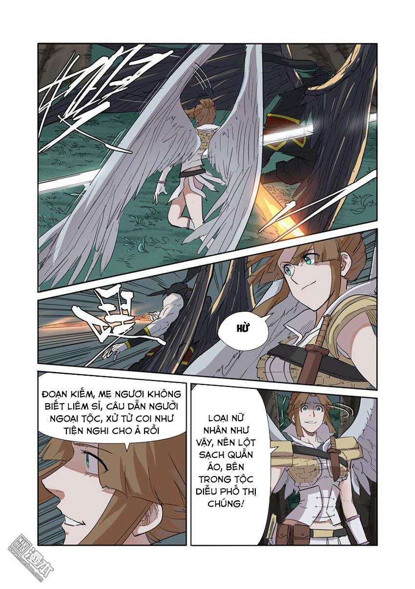 Yêu Thần Ký chap 172 - Trang 8