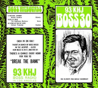 KHJ Boss 30 No. 116 - Tom Maule