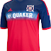Chicago Fire divulga sua camisa titular para 2014