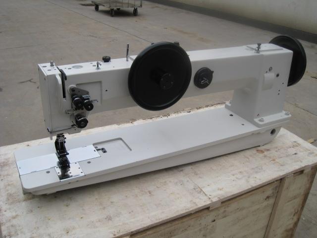 M quina de coser industriales para trabajos extra pesados for Brazos para toldos de segunda mano