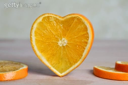 metade da laranja