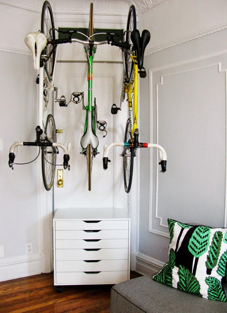 Home Bike Storage Design Ideas