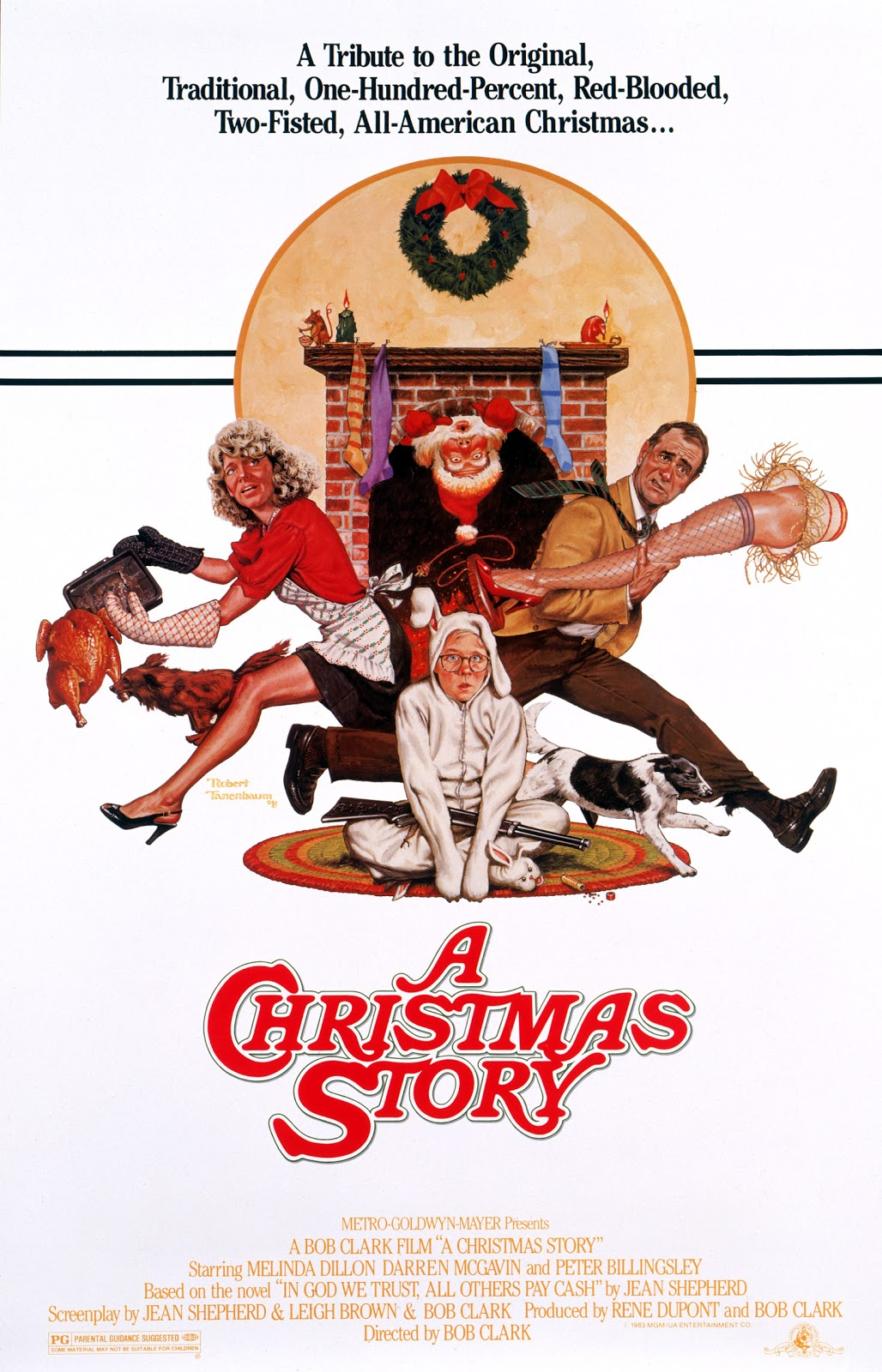 dear old hollywood a christmas story 1983 at the orpheum