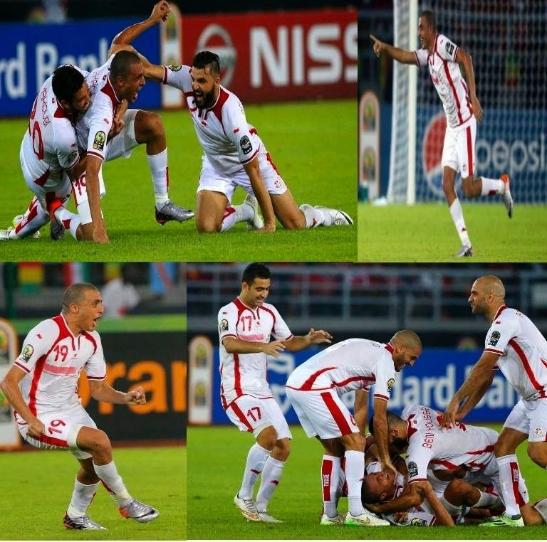 تعليق الصحف حول مباراة تونس غينيا الاستوائية