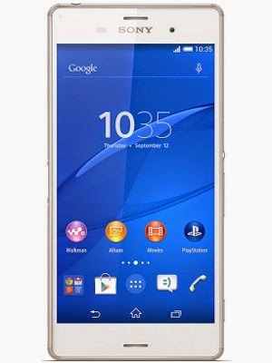 Sony Xperia Z3 Mobile Phone