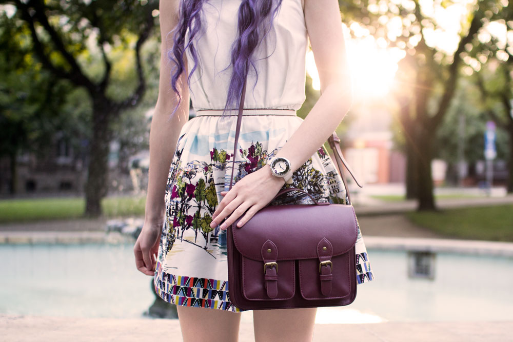 sukienka atmosphere blog modowy