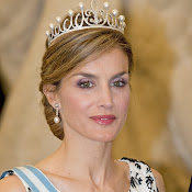 Style of Queen Letizia of Spain. jewelry, diamonds, diamond earrings, diamond rings, diamond necklaces, gold necklaces, gold bracelets, dresses,  clothes, clothing, shoe, wedding dress, newmyroyals