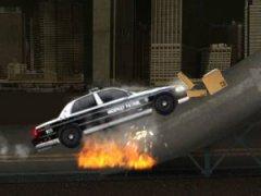 Tehlikeli Polis Arabası